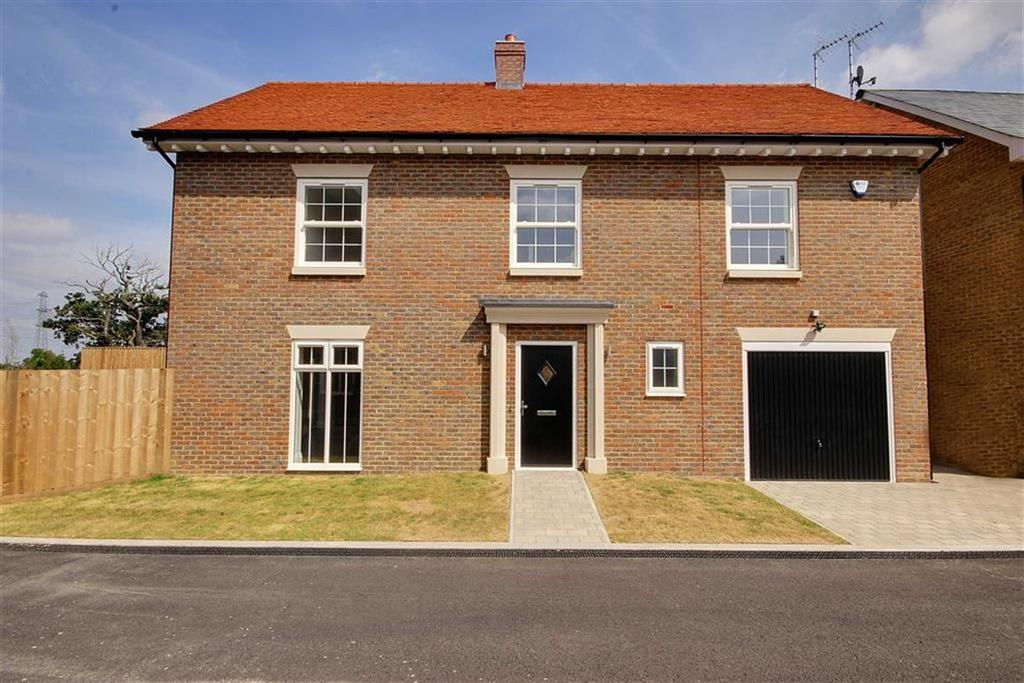 5 Bedrooms Detached House for sale in Bentley Place, Dancers Hill Road, Barnet, Hertfordshire