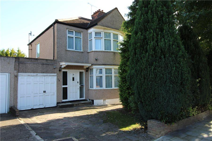 3 Bedrooms Semi Detached House for sale in Mayfield Avenue, Kenton HA3 8EX