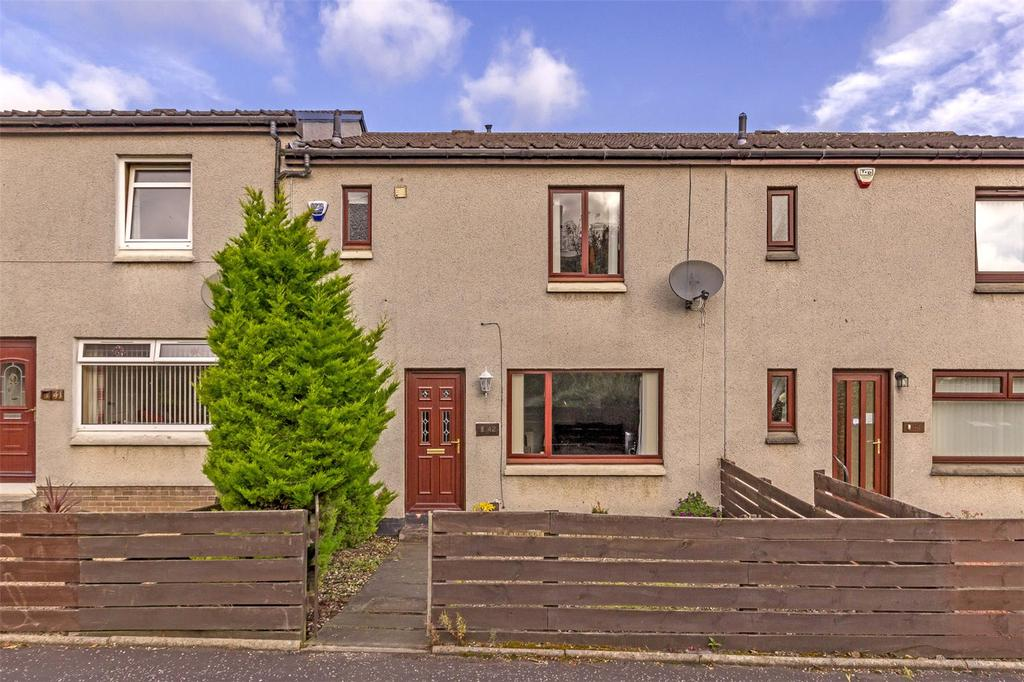 3 Bedrooms Terraced House for sale in 42 Staunton Rise, Livingston, West Lothian, EH54