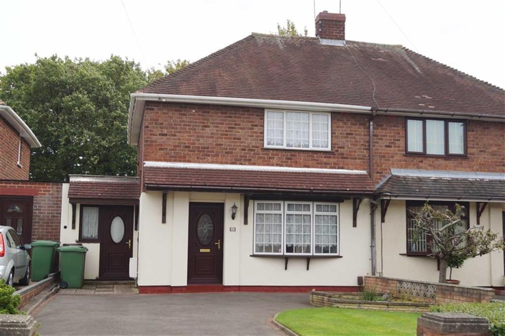 2 Bedrooms Semi Detached House for sale in Barnard Road, Ashmore Park, Wolverhampton