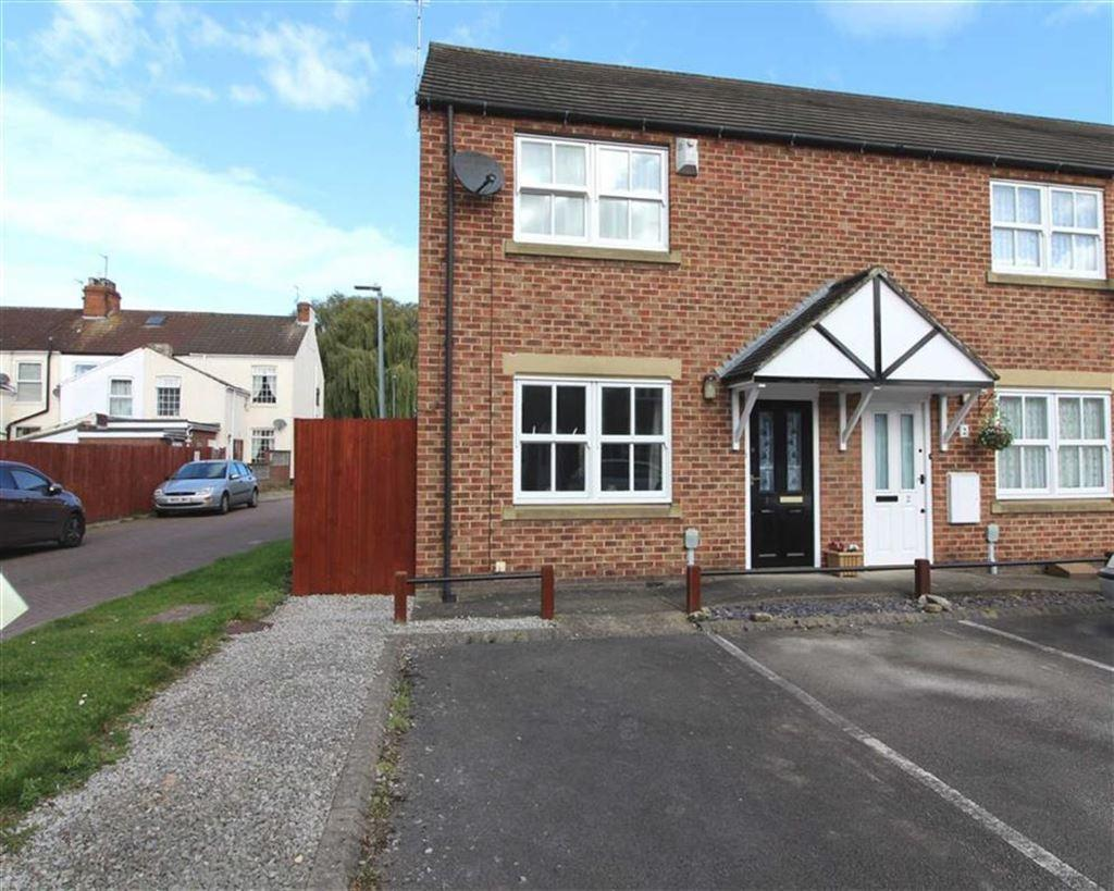 2 Bedrooms End Of Terrace House for sale in Albany Villas, Hessle