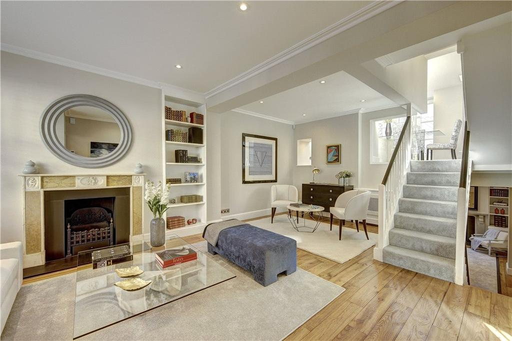 3 Bedrooms Terraced House for sale in Montpelier Place, Knightsbridge, London, SW7
