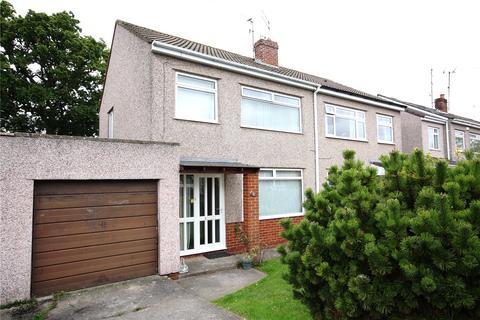 3 bedroom semi-detached house for sale - Kingston Drive, Mangotsfield, Bristol, BS16