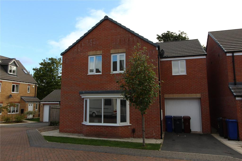 4 Bedrooms Detached House for sale in Turnshaw Mews, Barnsley, South Yorkshire, S70