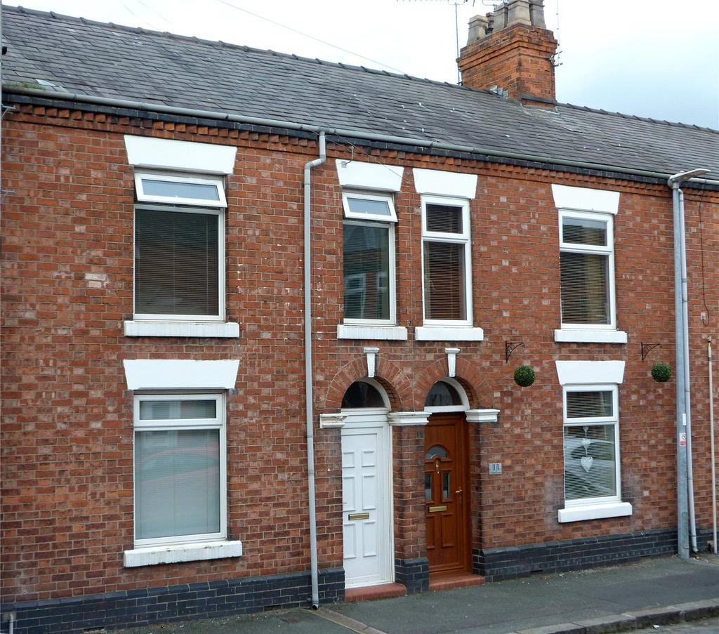 2 Bedrooms Terraced House for sale in Culland Street, Crewe, Cheshire, CW2