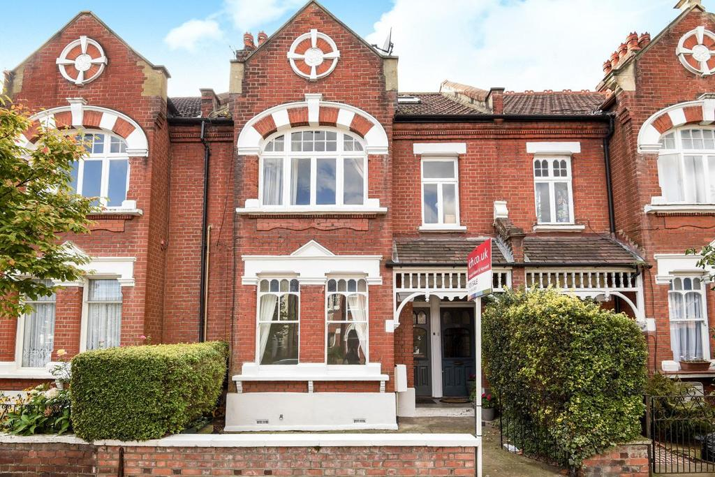 2 Bedrooms Maisonette Flat for sale in Merton Hall Road, Wimbledon