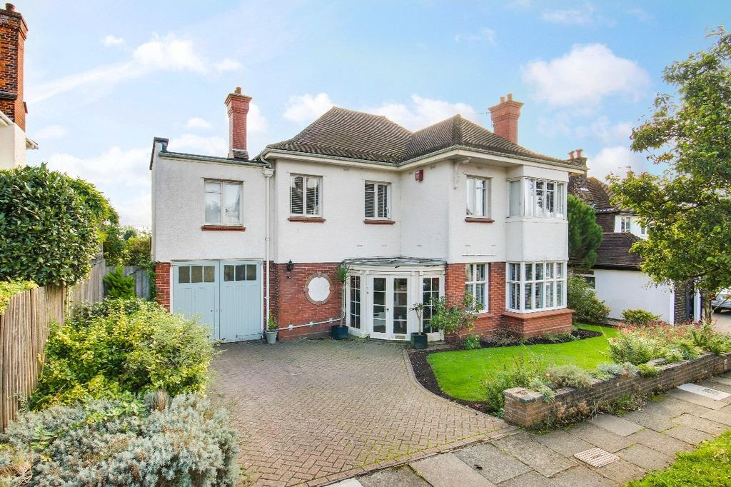 4 Bedrooms Detached House for sale in Onslow Road Hove East Sussex BN3