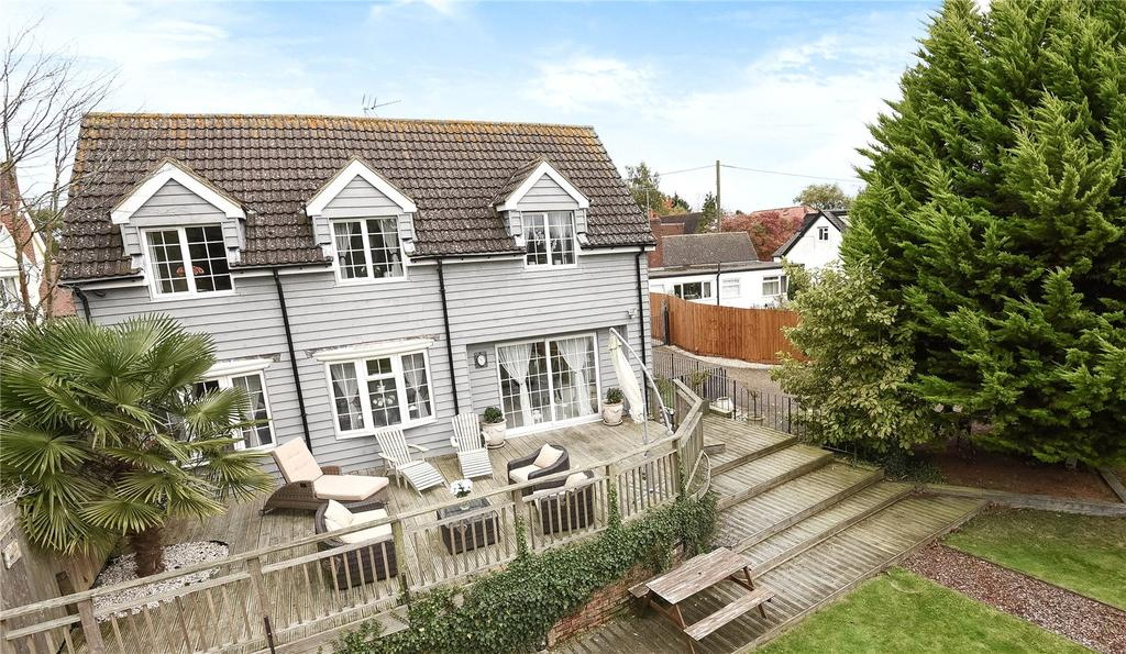4 Bedrooms Unique Property for sale in The Street, Little Dunmow, Dunmow, Essex, CM6