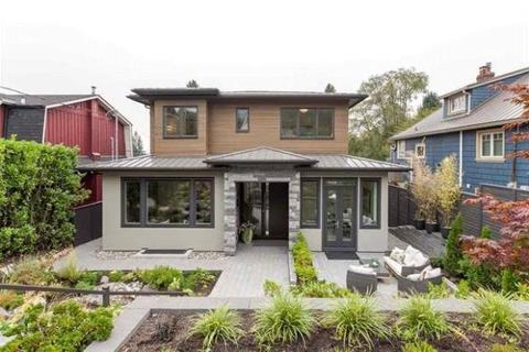 5 bedroom detached house  - Brand New Ocean & City View Home, Jefferson Avenue, Vancouver
