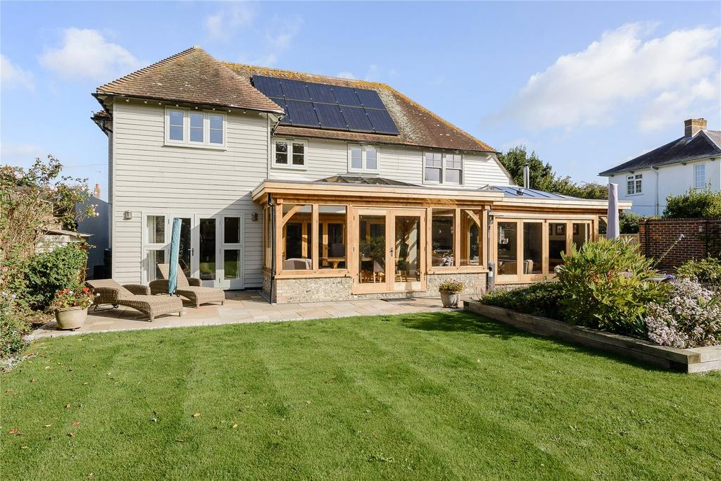 4 Bedrooms Detached House for sale in Harbour Way, Bosham, Chichester, West Sussex