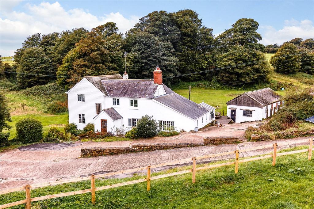 5 Bedrooms Detached House for sale in Beaminster, Dorset