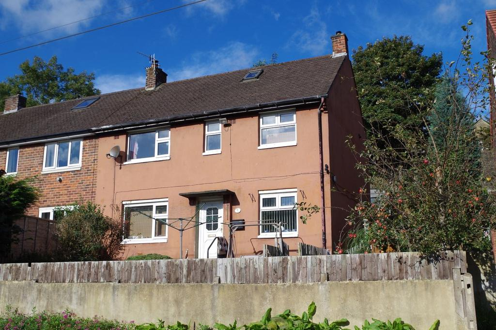 3 Bedrooms Town House for sale in Grove Crescent , Luddendenfoot, Halifax HX2