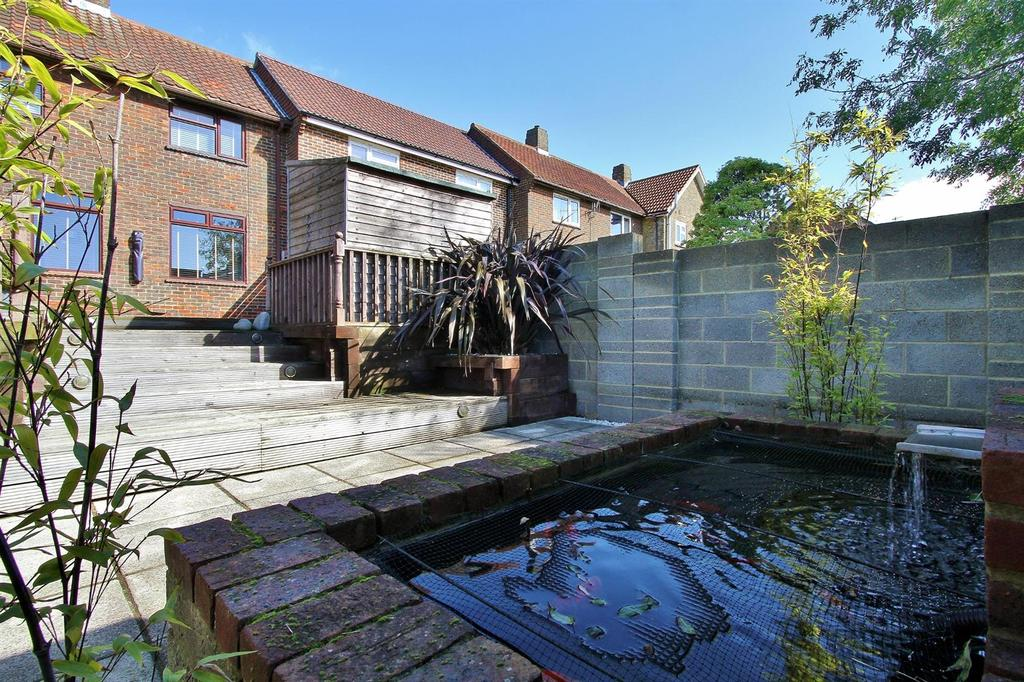 3 Bedrooms Terraced House for sale in Bexhill Road
