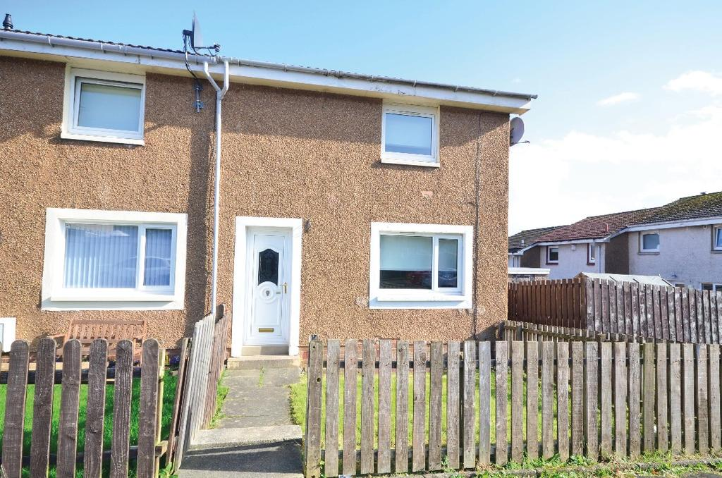 2 Bedrooms Terraced House for sale in Forth Terrace, Hamilton, South Lanarkshire, ML3 8TF