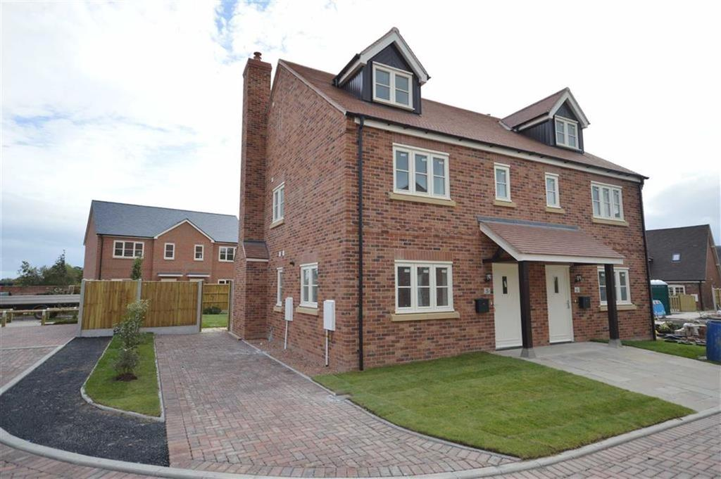 3 Bedrooms Semi Detached House for sale in 5, Hamlyn Place, Kingsland, Herefordshire, HR6