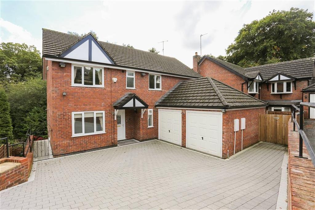 5 Bedrooms Detached House for sale in Hollybrook Dene, Romiley, Cheshire