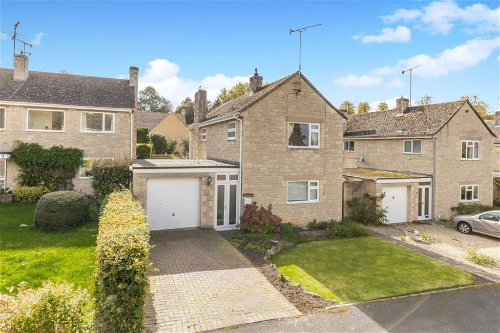 3 Bedrooms Detached House for sale in Courtlands Road, Shipton Under Wychwood, Oxon