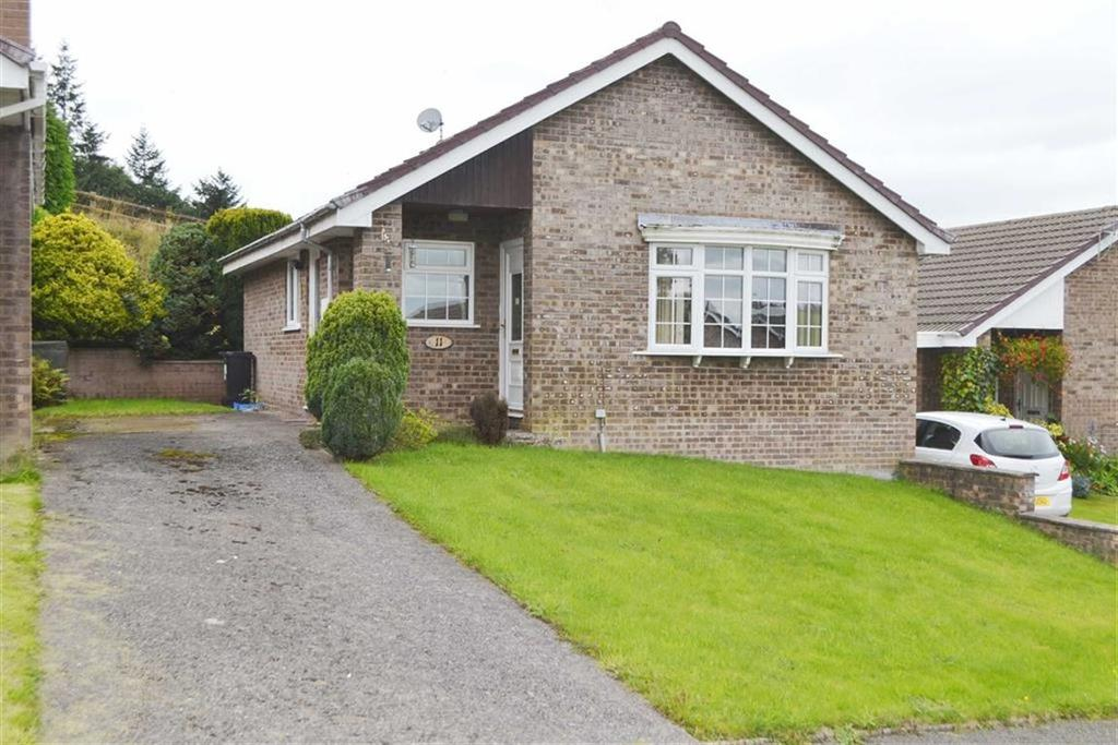 2 Bedrooms Detached Bungalow for sale in 11, Penarron Drive, Kerry, Newtown, Powys, SY16