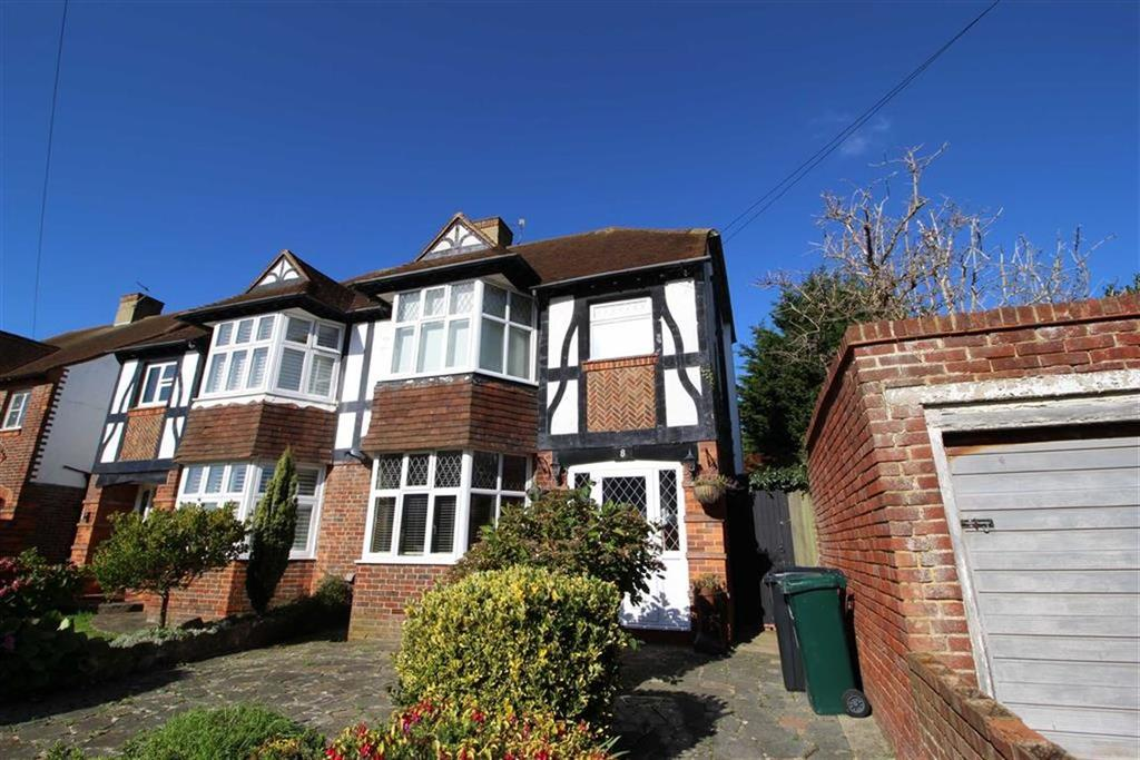 3 Bedrooms Semi Detached House for sale in Nevill Gardens, Hove, East Sussex