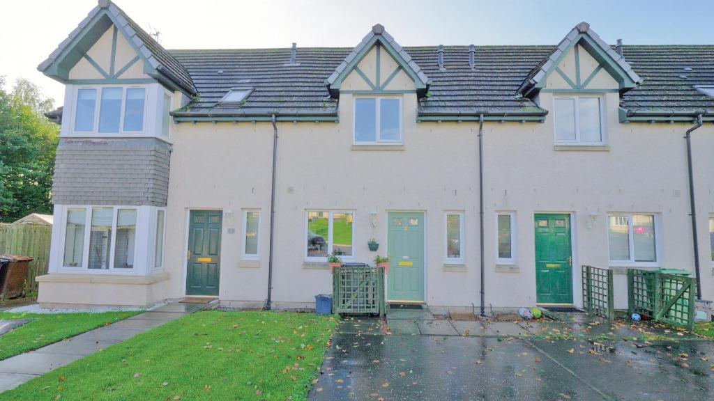 2 Bedrooms Terraced House for sale in Lawder Place, Dunblane, Stirling, FK15 0NF
