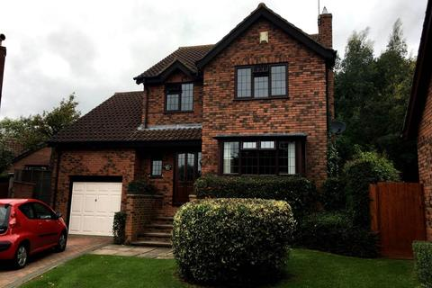 4 bedroom detached house to rent - Ravens Croft, East Hunsbury, Northampton