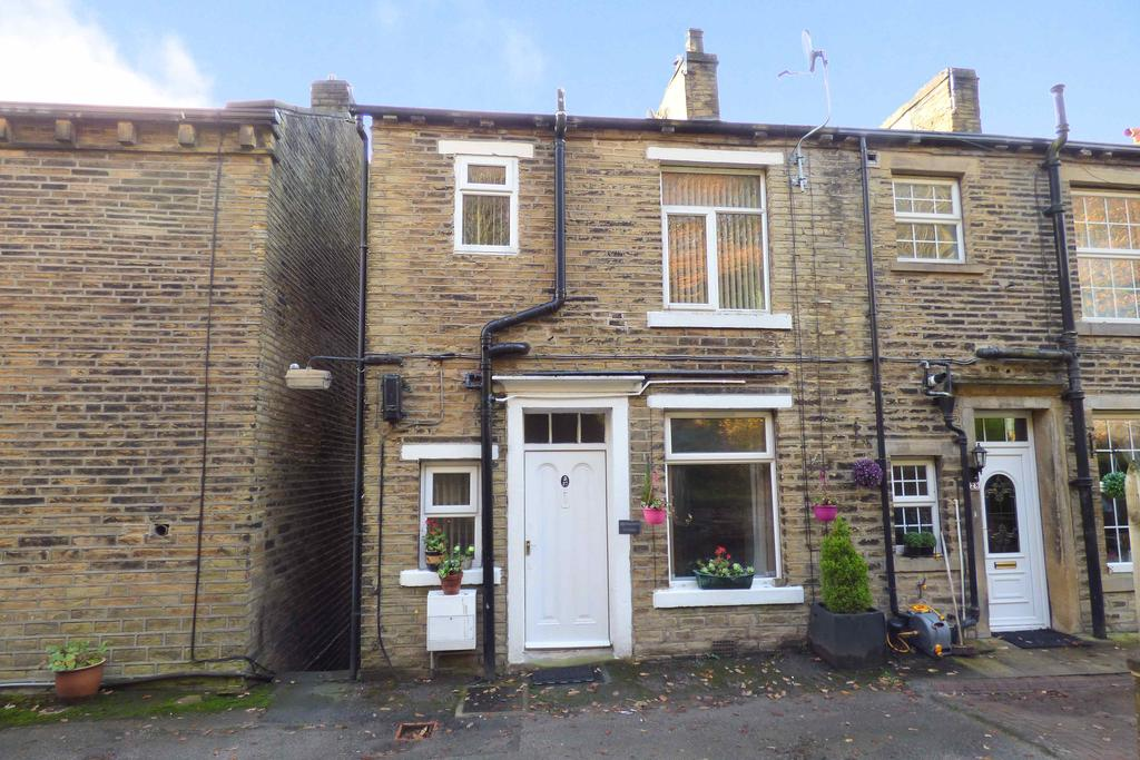 2 Bedrooms End Of Terrace House for sale in Michaelmas Cottage, Lane Ends Green, Hipperholme, HX3