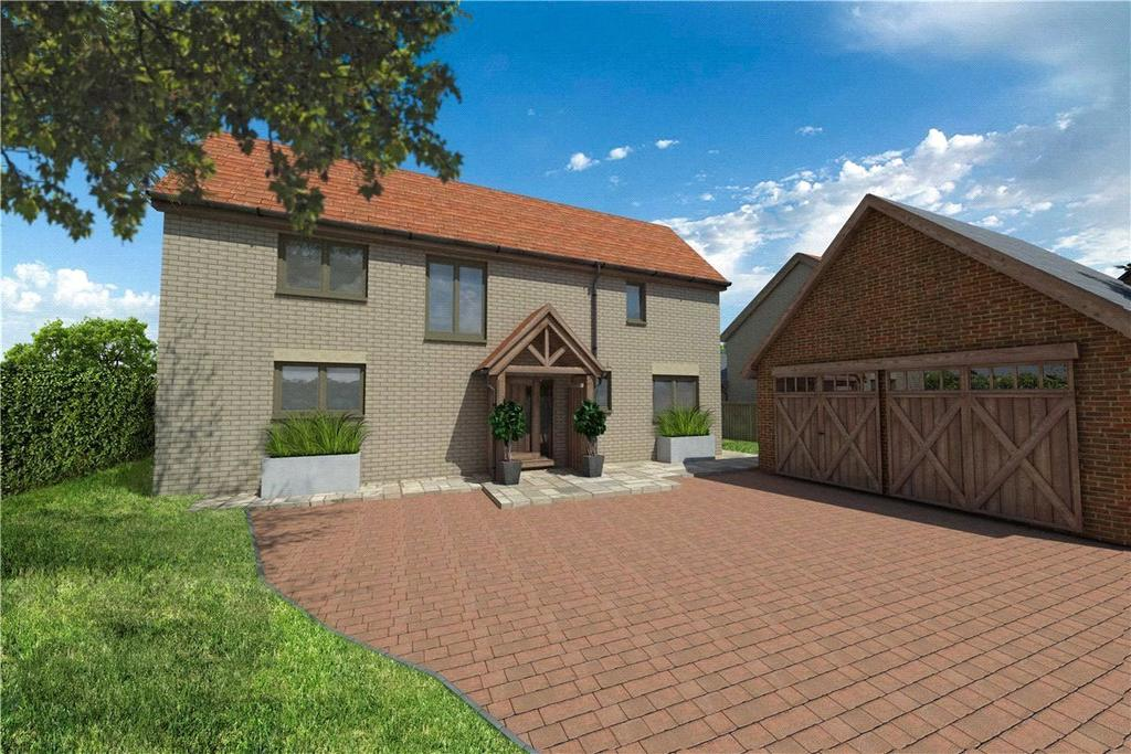3 Bedrooms Detached House for sale in Drayton Park, Park Street, Dry Drayton, Cambridgeshire, CB23