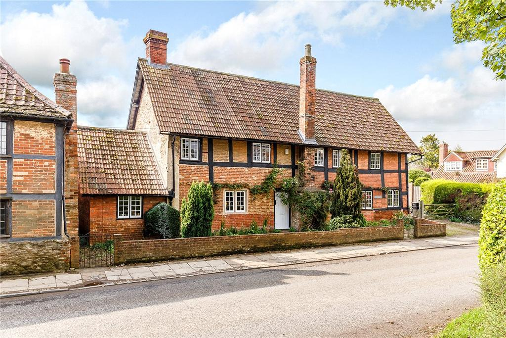 5 Bedrooms Detached House for sale in High Street, Steeple Ashton, Trowbridge, Wiltshire, BA14
