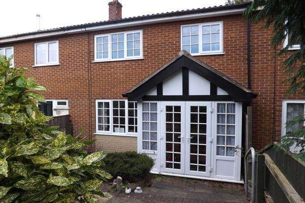3 Bedrooms Terraced House for sale in Colmon Walk, Top Valley, Nottingham, NG5