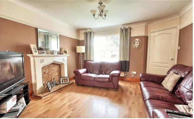 4 Bedrooms Detached House for sale in Barberry, Coulby Newham, Middlesbrough