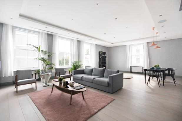 3 Bedrooms Flat for sale in Leinster Gardens, London, W2