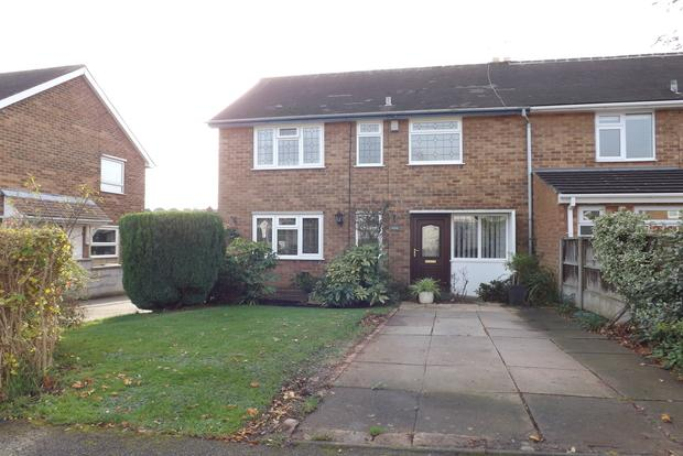 3 Bedrooms Semi Detached House for sale in Eastcliffe Avenue, Gedling, Nottingham, NG4