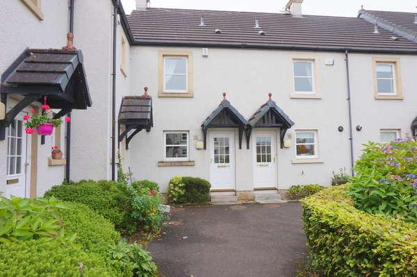 2 Bedrooms Terraced House for sale in 27 Meadow Rise, Newton Mearns, Glasgow, G77 6SE