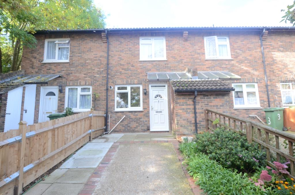 2 Bedrooms Terraced House for sale in Montrose Way Forest Hill SE23