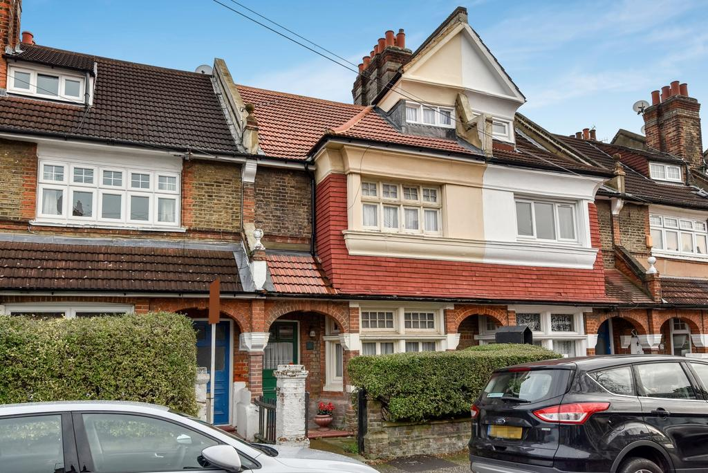 4 Bedrooms Terraced House for sale in Lessing Street Forest Hill SE23