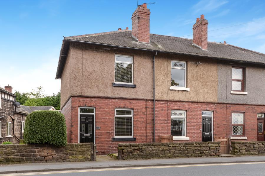 2 Bedrooms Terraced House for sale in BARNSLEY ROAD, SANDAL, WAKEFIELD, WF2 6BQ