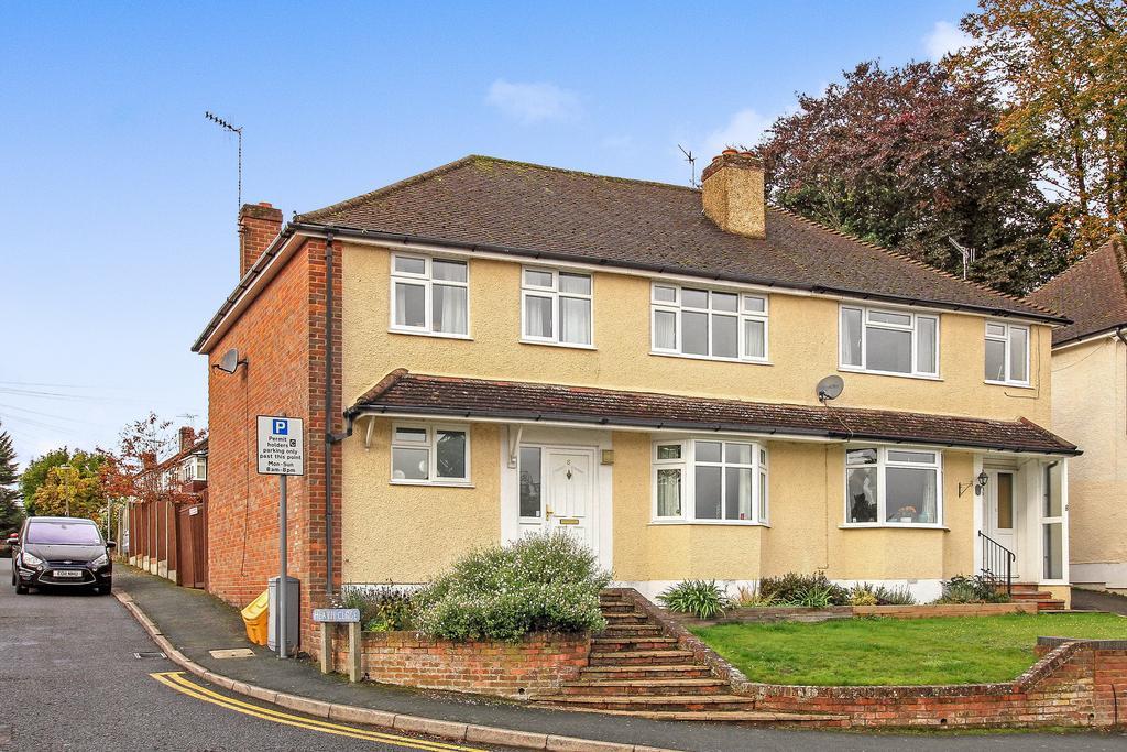 4 Bedrooms Semi Detached House for sale in Heath Lane, Boxmoor, Hemel Hempstead HP1