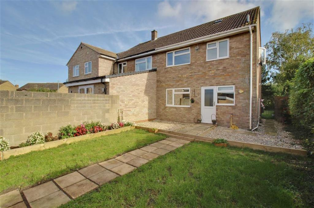 3 Bedrooms Semi Detached House for sale in Alkerton Road, Eastington, Gloucestershire