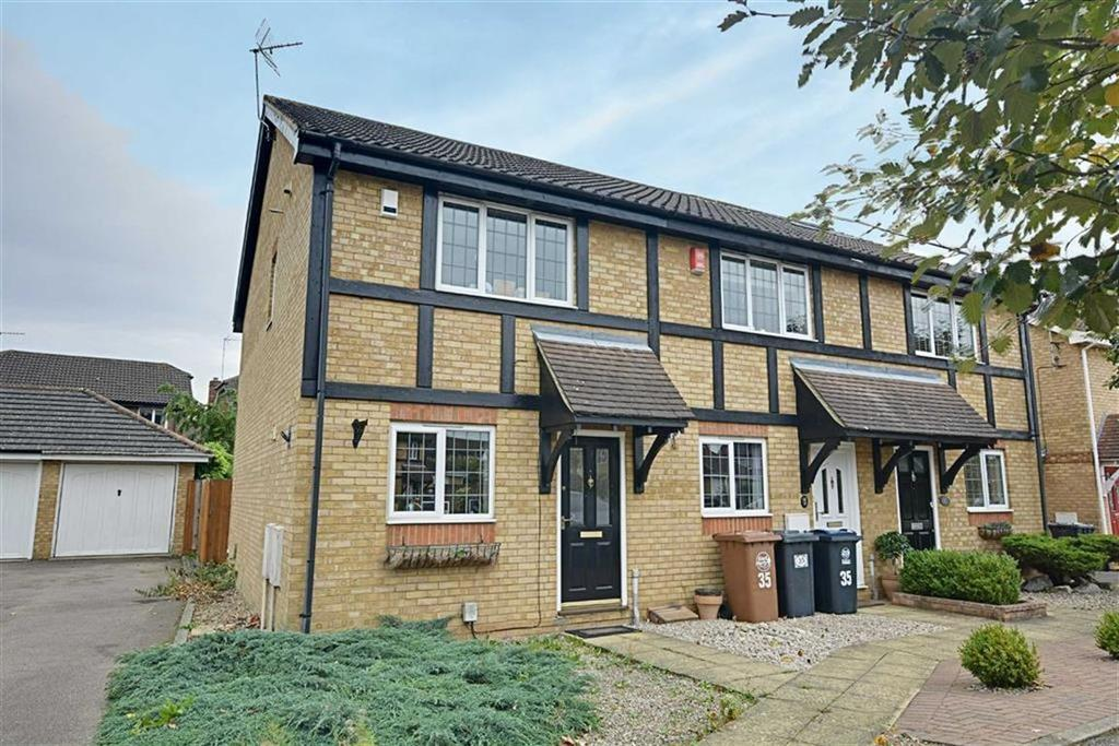 2 Bedrooms End Of Terrace House for sale in Roebuck Close, Hertford, SG13