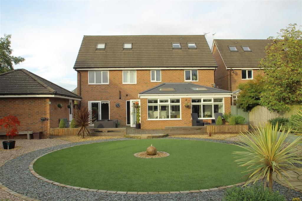 6 Bedrooms Detached House for sale in Lanchester Gardens, Brockhall Village