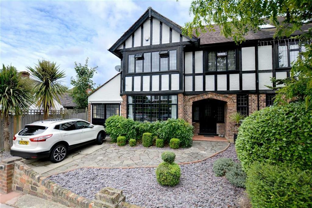 4 Bedrooms Semi Detached House for sale in Nightingale Lane, Bromley, Kent