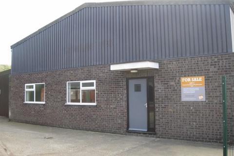 Light industrial for sale - St Margarets Way, Huntingdon, Cambridgeshire