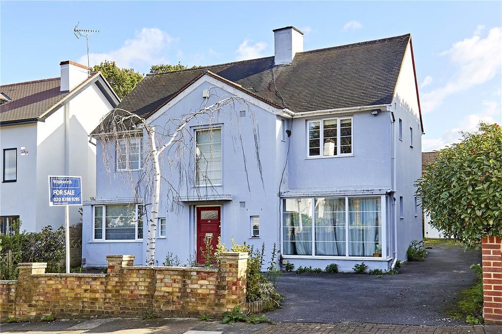 6 Bedrooms Detached House for sale in Granard Avenue, London, SW15