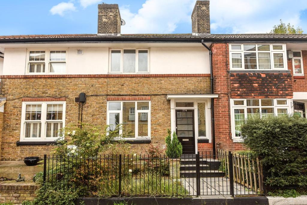 3 Bedrooms Terraced House for sale in Rotherhithe Street, Rotherhithe
