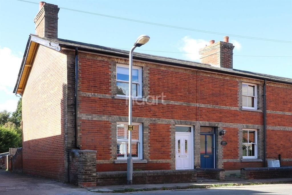 3 Bedrooms End Of Terrace House for sale in Armagh Terrace, Beckford Road, Manningtree