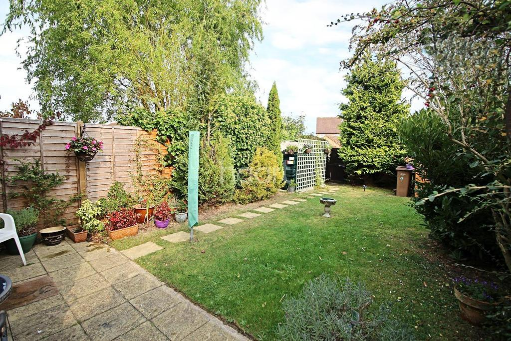 2 Bedrooms End Of Terrace House for sale in Ipswich