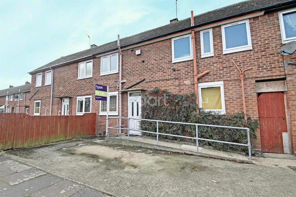 3 Bedrooms Terraced House for sale in Biddle Road, Leicester