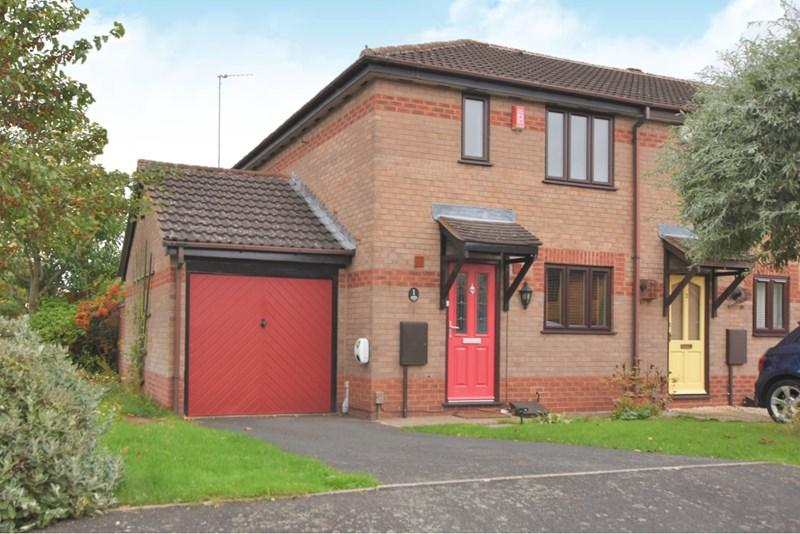 3 Bedrooms End Of Terrace House for sale in Zouche Close, Stourbridge