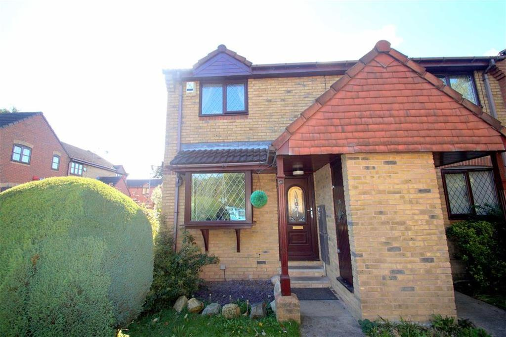 2 Bedrooms End Of Terrace House for sale in Longfield Drive, Leeds
