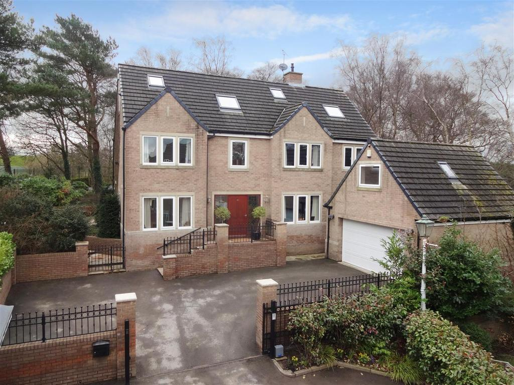 5 Bedrooms Detached House for sale in Hillcrest Rise, Cookridge